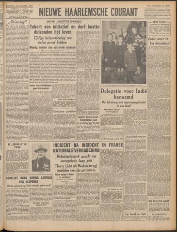 Nieuwe Haarlemsche Courant 1947-12-02