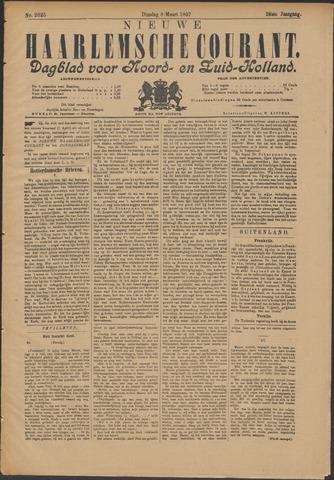 Nieuwe Haarlemsche Courant 1897-03-09