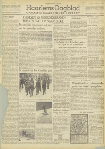 Haarlem's Dagblad 1951-01-02