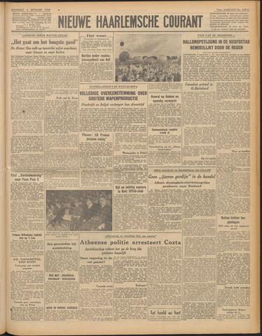 Nieuwe Haarlemsche Courant 1950-09-04