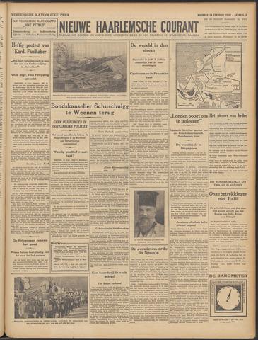 Nieuwe Haarlemsche Courant 1938-02-14