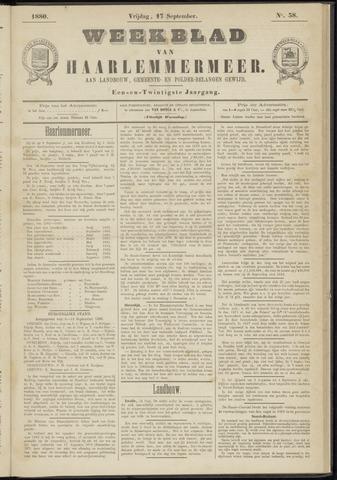 Weekblad van Haarlemmermeer 1880-09-17