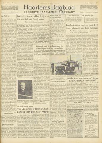 Haarlem's Dagblad 1951-02-10
