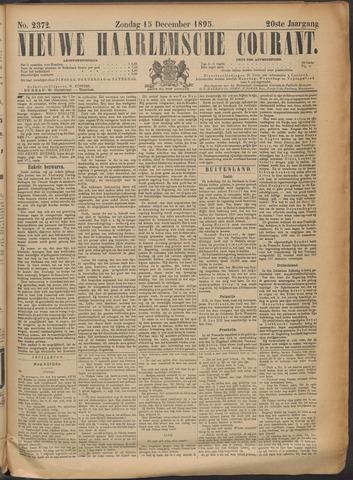 Nieuwe Haarlemsche Courant 1895-12-15