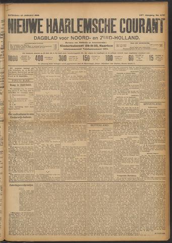 Nieuwe Haarlemsche Courant 1909-01-23