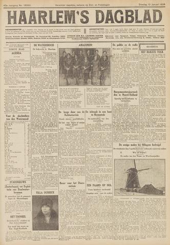 Haarlem's Dagblad 1926-01-12