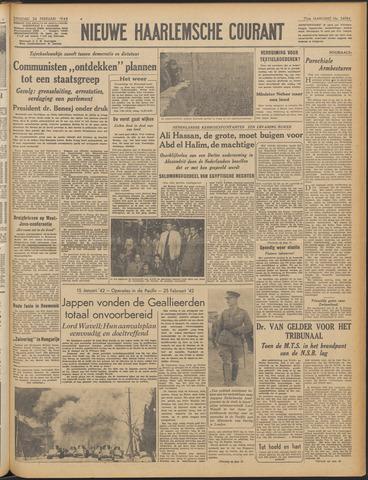 Nieuwe Haarlemsche Courant 1948-02-24