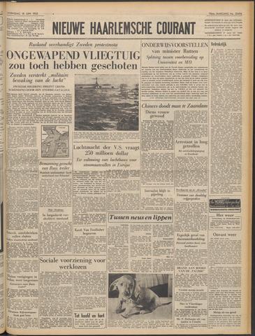Nieuwe Haarlemsche Courant 1952-06-18