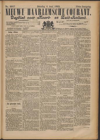 Nieuwe Haarlemsche Courant 1905-06-06