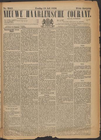 Nieuwe Haarlemsche Courant 1896-07-19
