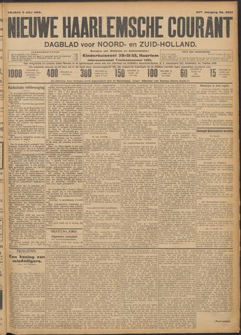 Nieuwe Haarlemsche Courant 1909-07-09