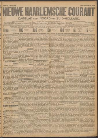 Nieuwe Haarlemsche Courant 1910-01-07