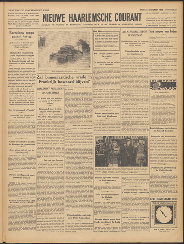 Nieuwe Haarlemsche Courant 1938-12-02