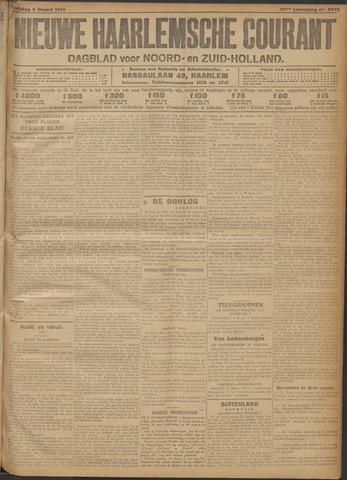 Nieuwe Haarlemsche Courant 1916-03-03