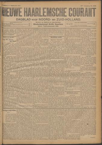 Nieuwe Haarlemsche Courant 1908-02-15