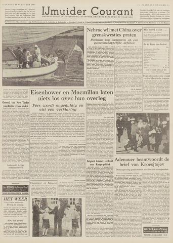 IJmuider Courant 1959-08-31