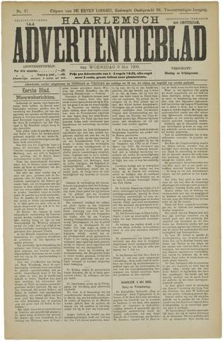 Haarlemsch Advertentieblad 1900-05-09