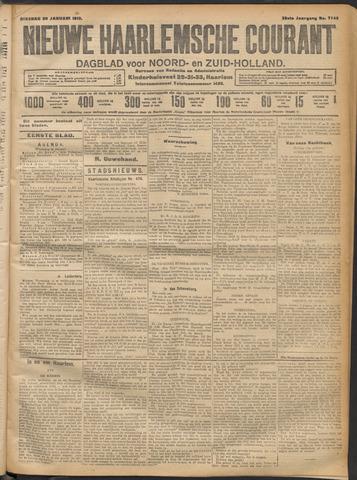 Nieuwe Haarlemsche Courant 1912-01-30