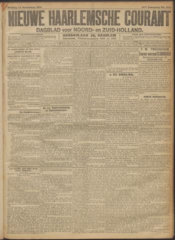 Nieuwe Haarlemsche Courant 1916-11-17