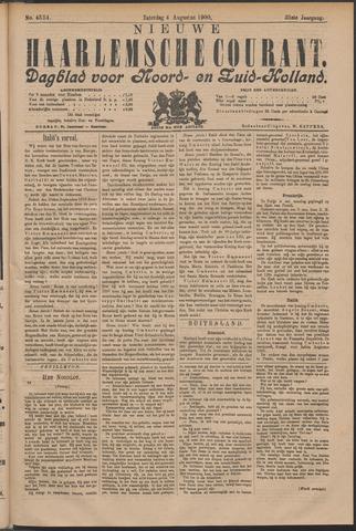 Nieuwe Haarlemsche Courant 1900-08-04