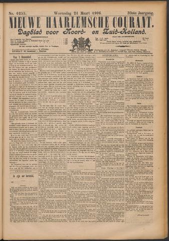 Nieuwe Haarlemsche Courant 1906-03-21