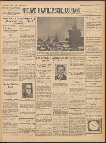 Nieuwe Haarlemsche Courant 1938-01-29