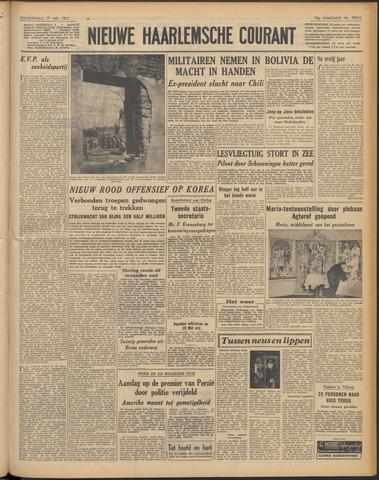 Nieuwe Haarlemsche Courant 1951-05-17