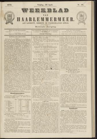 Weekblad van Haarlemmermeer 1872-04-19