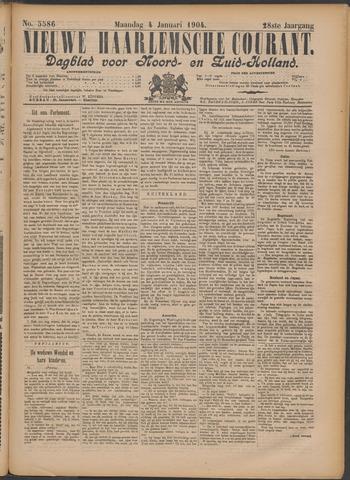 Nieuwe Haarlemsche Courant 1904-01-04