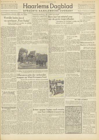 Haarlem's Dagblad 1951-01-16