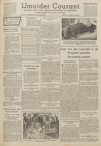 IJmuider Courant 1939-02-21