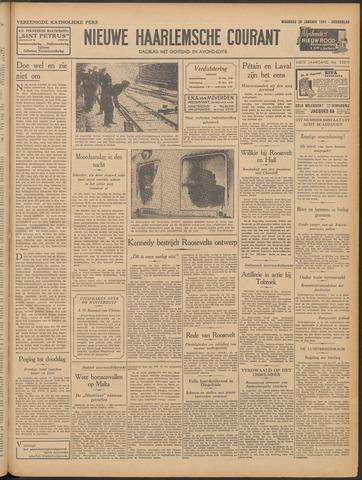 Nieuwe Haarlemsche Courant 1941-01-20