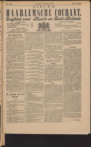 Nieuwe Haarlemsche Courant 1902-09-30