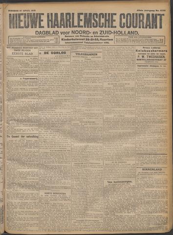 Nieuwe Haarlemsche Courant 1915-04-27