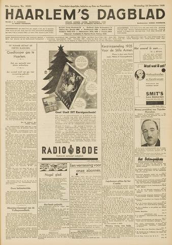Haarlem's Dagblad 1935-12-18
