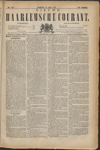 Nieuwe Haarlemsche Courant 1892-04-21