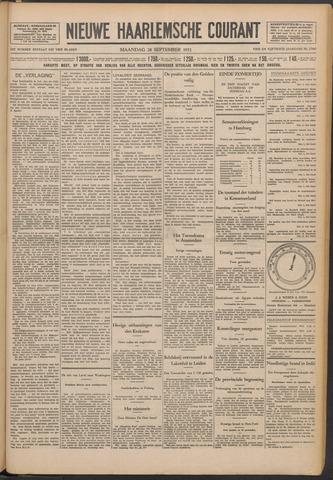 Nieuwe Haarlemsche Courant 1931-09-28