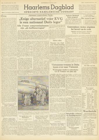 Haarlem's Dagblad 1954-07-03