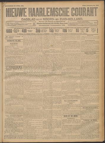 Nieuwe Haarlemsche Courant 1912-04-25