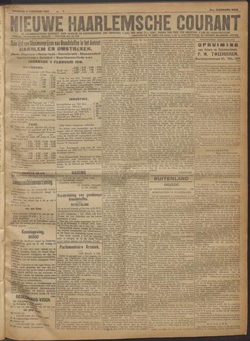 Nieuwe Haarlemsche Courant 1919-02-04