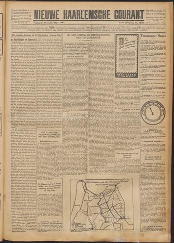 Nieuwe Haarlemsche Courant 1927-11-11