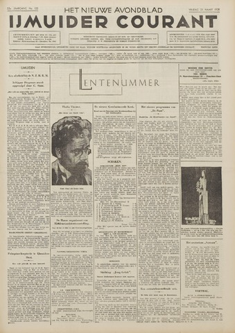 IJmuider Courant 1938-03-25