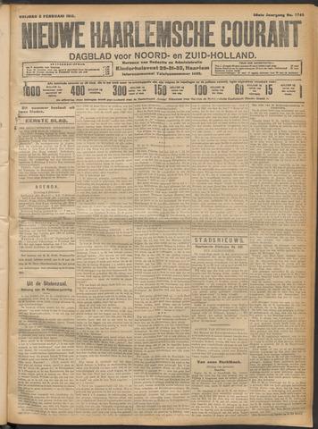 Nieuwe Haarlemsche Courant 1912-02-02