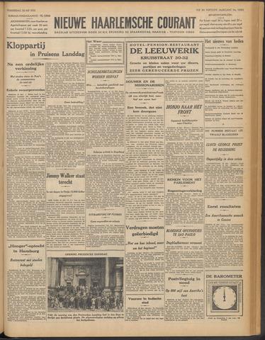 Nieuwe Haarlemsche Courant 1932-05-26