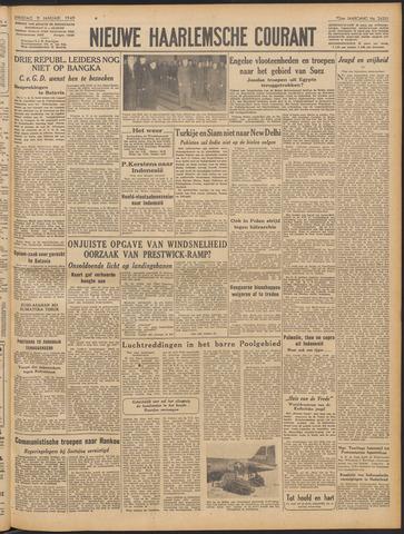 Nieuwe Haarlemsche Courant 1949-01-11