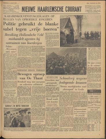 Nieuwe Haarlemsche Courant 1963-03-06