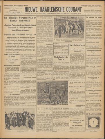 Nieuwe Haarlemsche Courant 1936-07-30