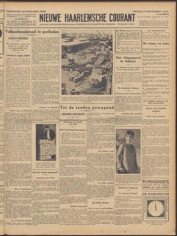 Nieuwe Haarlemsche Courant 1935-09-06