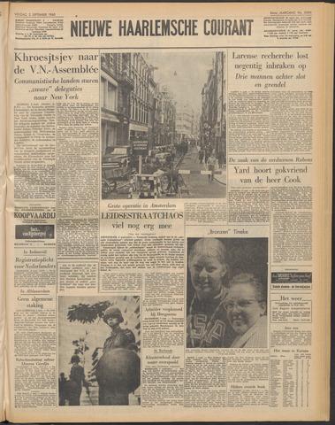 Nieuwe Haarlemsche Courant 1960-09-02