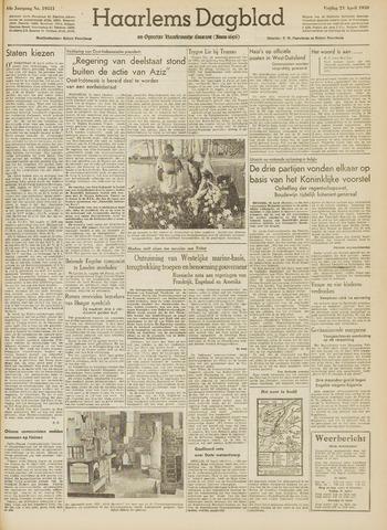 Haarlem's Dagblad 1950-04-21